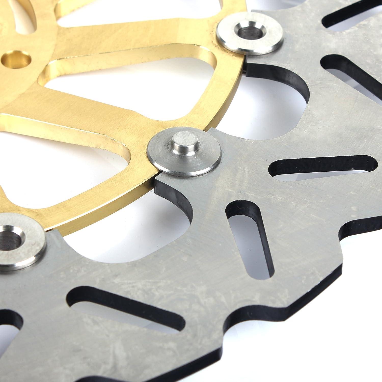 TARAZON 1 paire de disques de frein avant Ducati DESMOSEDICI RR 989 1000 1098 1098S 1198 1199 1200 1299 Panigale S R