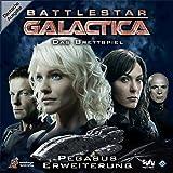 Heidelberger Spieleverlag HE194 - Battlestar Galactica Pegasus deutsch