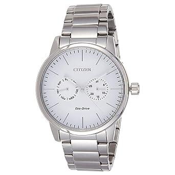 04f729b1e Citizen Eco-Drive Men's Watch - AO9040-52A: Amazon.ae
