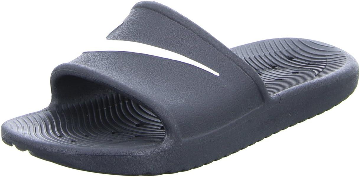 4c74b28b0613 Men s Kawa Shower Slide Sandals Black White Size 13 M US