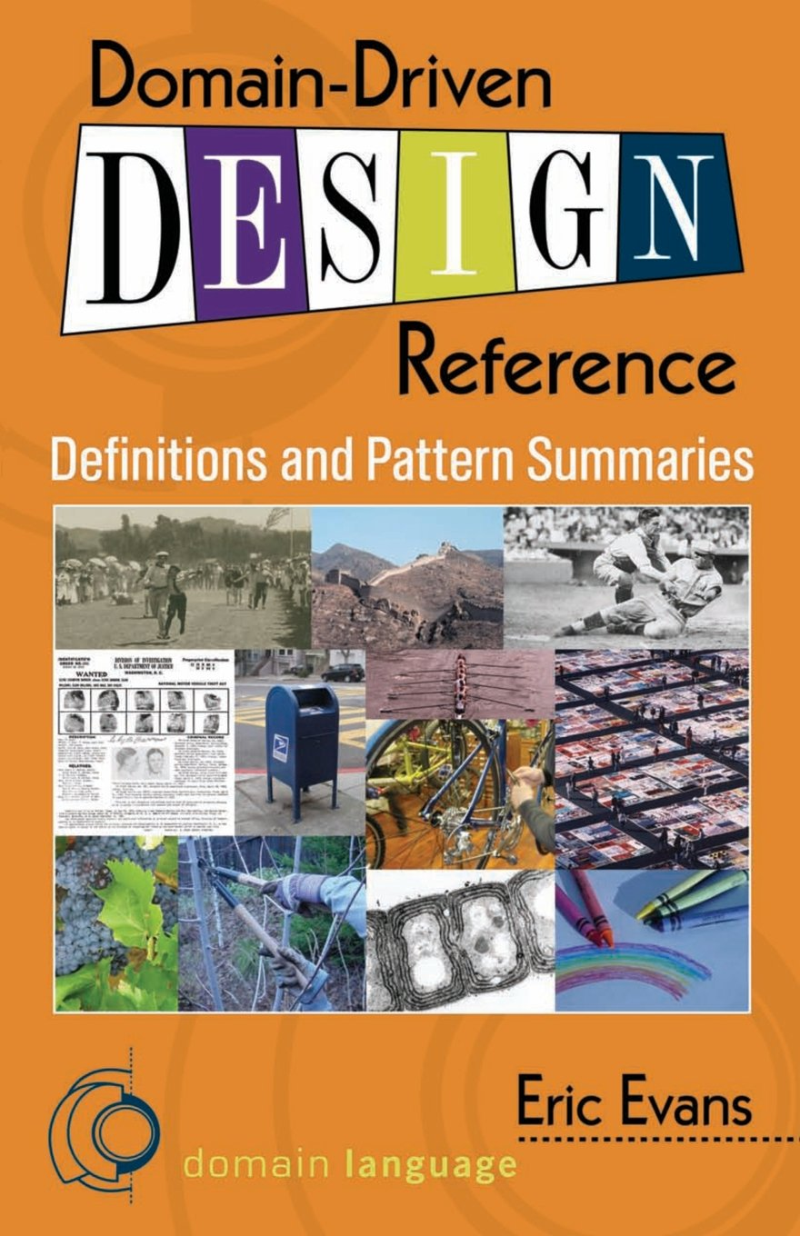 Domain-Driven Design Reference: Definitions and