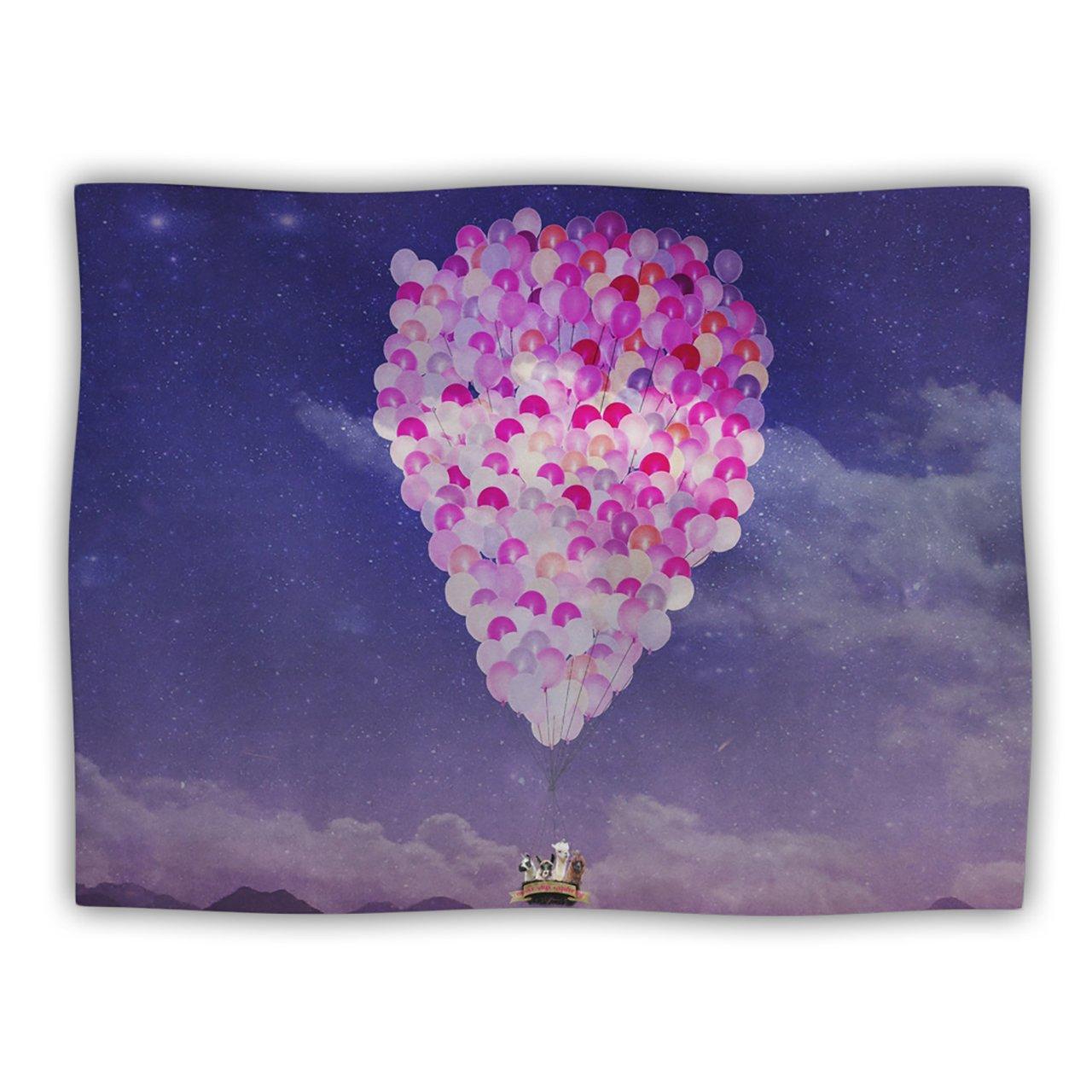 Kess InHouse Monika Strigel 'Never Stop Exploring IV' Dog Blanket, 40 by 30-Inch