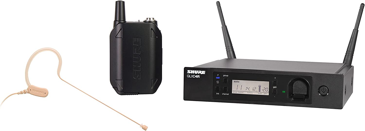 Shure Headset Wireless Microphone
