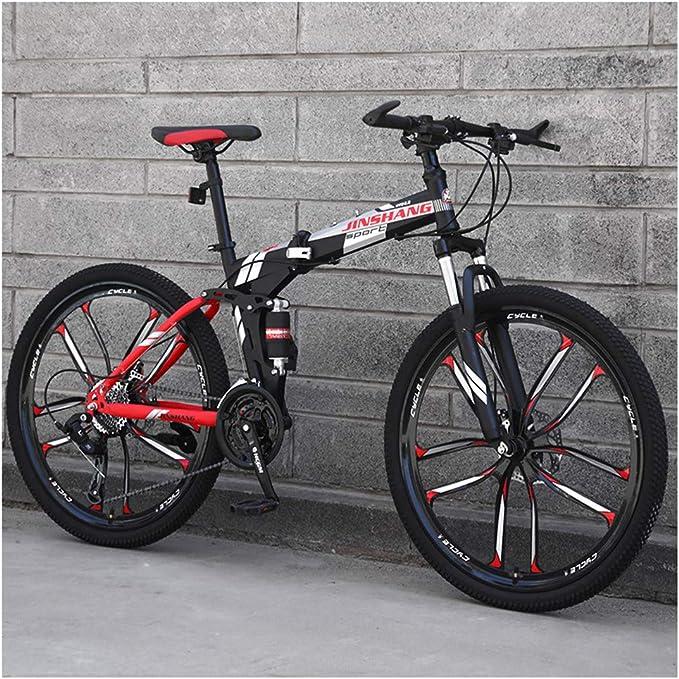 KXDLR 10 Radios De 26 Pulgadas 21-24 Velocidad Outroad Bicicleta ...