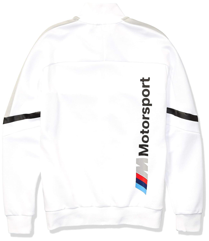 PUMA Mens BMW M Motorsport T7 Track Jacket