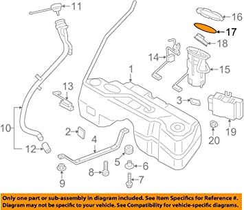 bmw fuel pump diagram amazon com bmw 16 11 7 216 523  fuel pump tank seal automotive  bmw 16 11 7 216 523  fuel pump tank