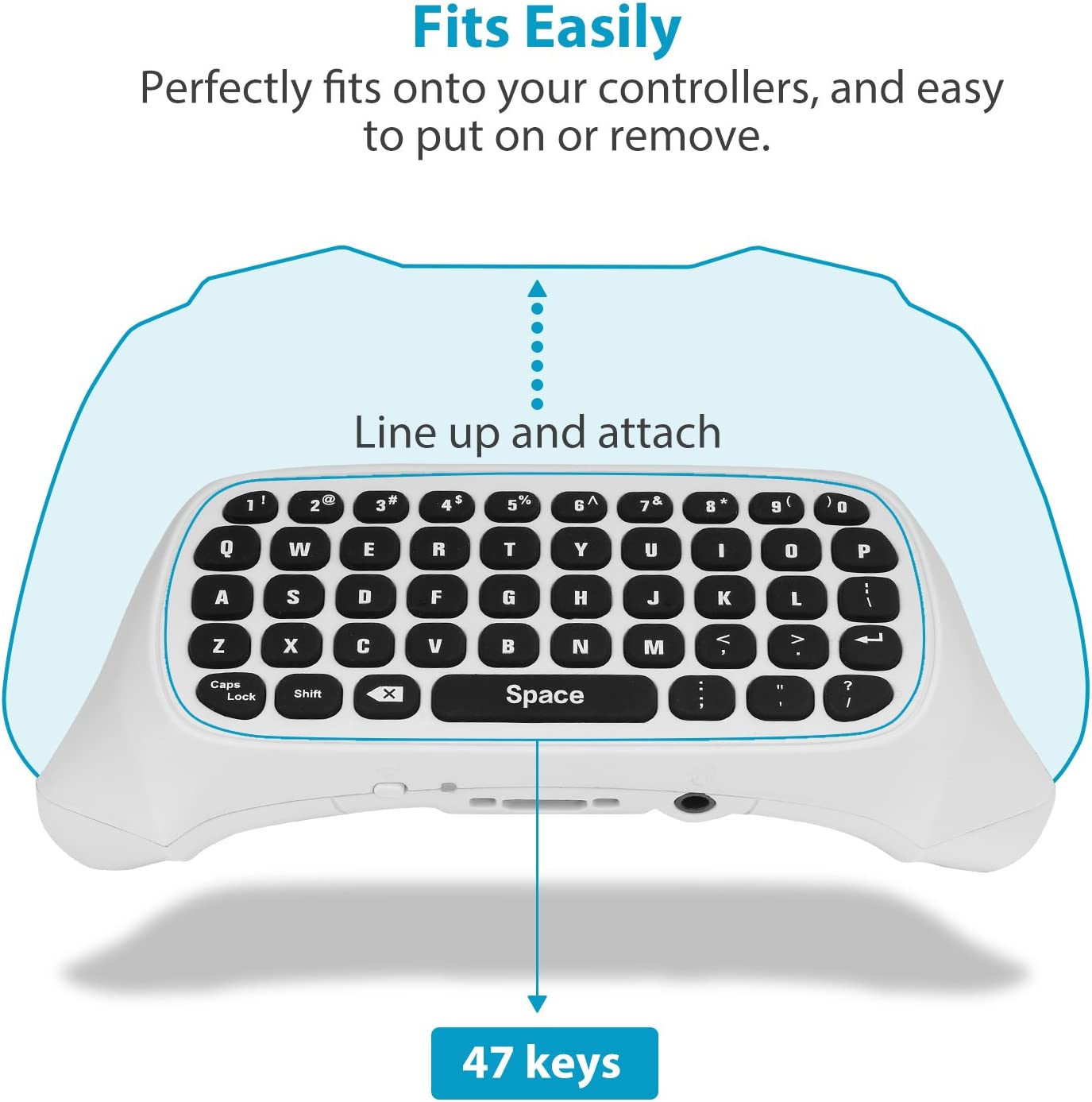 [ANLQ_8698]  Amazon.com: MoKo Xbox One Mini Green Backlight Keyboard, 2.4G Receiver  Wireless Chatpad Message Game Keyboard Keypad, with Headset and Audio Jack,  for Xbox One/Xbox One S/Xbox One Elite Controller, White: Computers & | Xbox 360 Chatpad Wiring Diagram |  | Amazon.com
