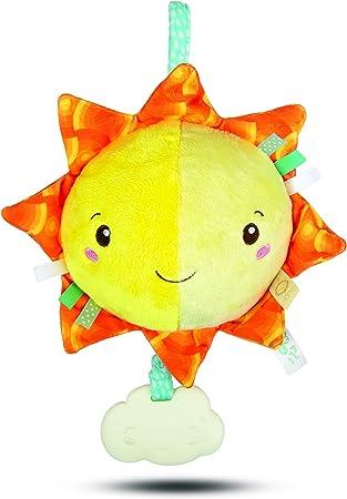 Clementoni 17278 First Months-Spielkissen Mehrfarben