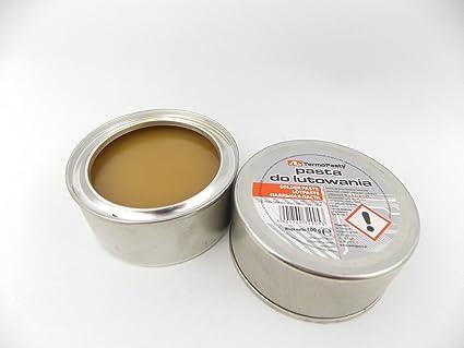 New Flux pasta de soldadura en la 100 g lata para Electronics SMD Fontanería DIY etc