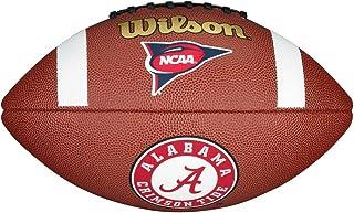 NCAA Alabama Crimson Tide Équipe Composite de football Wilson Sporting Goods - Team WTF1738 ALA