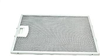 Original Bosch Campana extractora del filtro - Metal 353110: Amazon.es: Grandes electrodomésticos