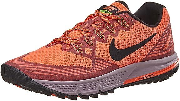 Nike 749337-800, Zapatillas de Trail Running para Mujer, Naranja (Bright Mango/Black Ember Glow Volt), 44 EU: Amazon.es: Zapatos y complementos