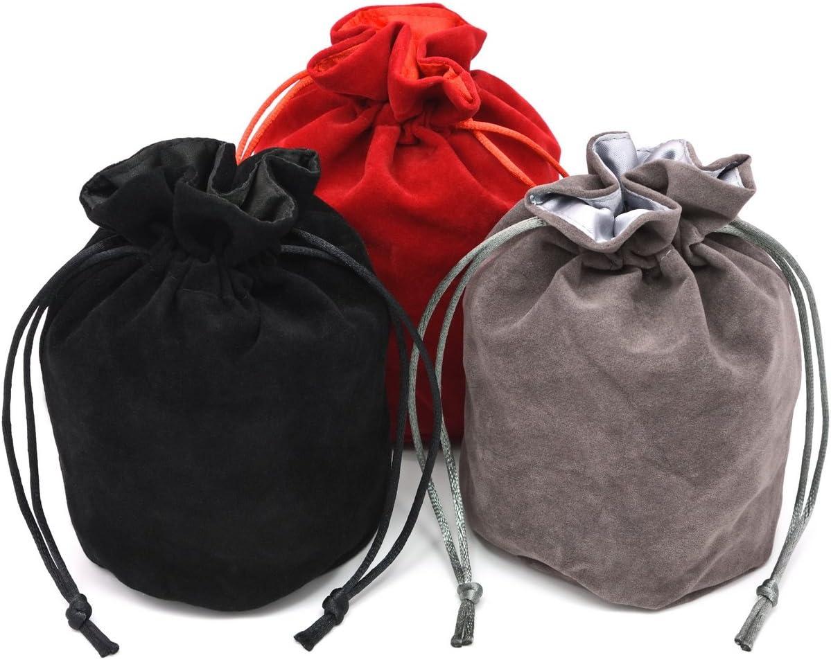 Drawstring Backpack Dice Bags