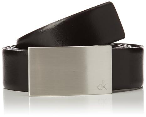 80ff4c32ded7 Calvin Klein Jeans K50K500508 - Ceinture - Homme - Noir (Black) - FR ...