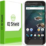 IQ Shield Screen Protector Compatible with Google Pixel (5 inch) LiquidSkin Anti-Bubble Clear Film