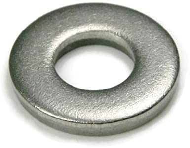 washers for Screws 5//16 USS Flat Washers Thru-Hardened//Grade 8 Yellow Zinc 100 Pcs Quality Metal Fast