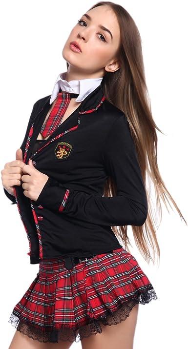Disfraces Escolar Uniforme School Disfraces de Estudiante ...