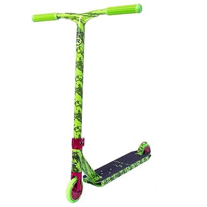 Ride 858 Patinete Completo GR Pro Stunt, Color Verde sandía ...