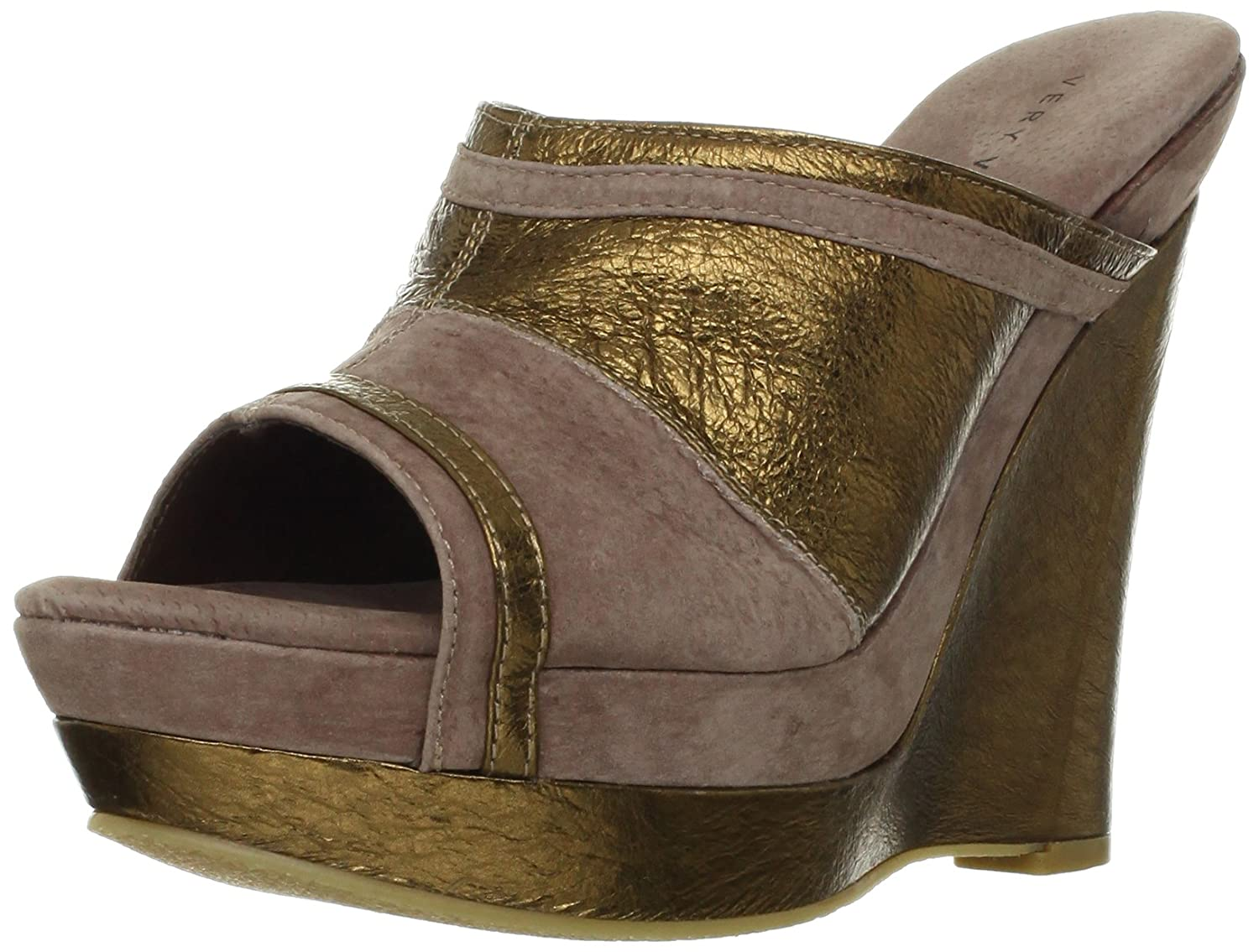 Very Volatile Women's Supercharge Wedge Sandal B009YDRAUM 6 B(M) US|Bronze