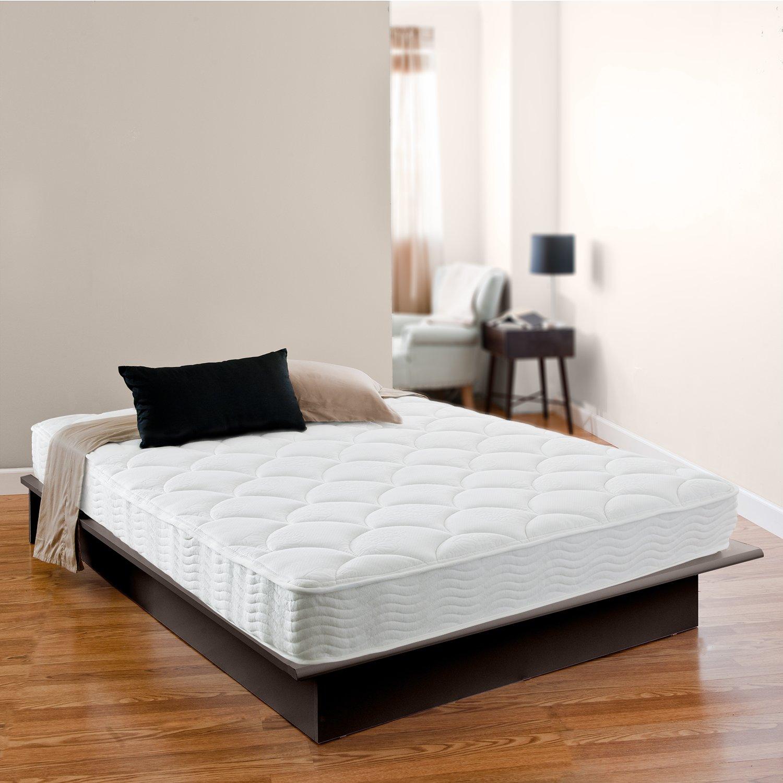Amazon Night Therapy Spring 8 Inch Premium Mattress Full