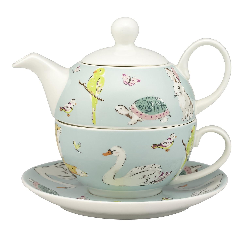 Cath Kidston Park Wildlife Tea for ONE Tea Pot