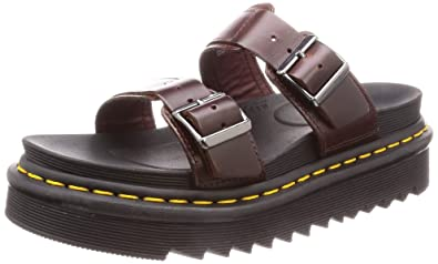 9459c98abd Dr. Martens Myles Charro Brando Sandal, 10 Medium UK (US Men's 11 US