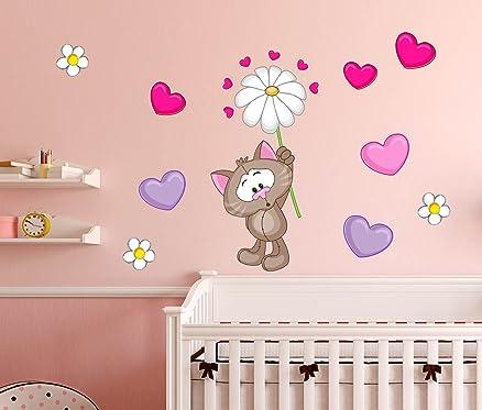 Adesivi per muro bambini fabulous stickers per cameretta bambina with adesivi per muro bambini - Adesivi per muro cameretta ...