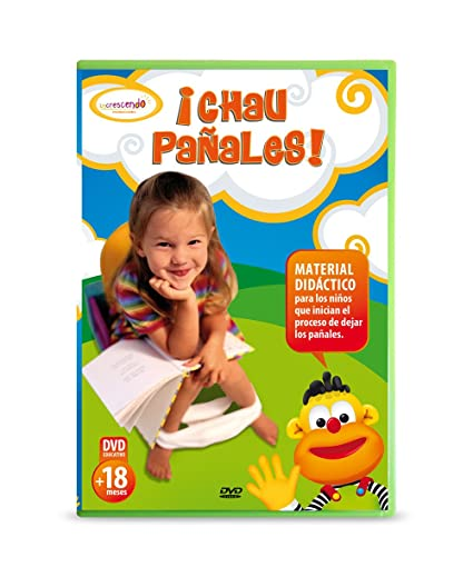 Potty Training / Chau Pañales - Spanish training