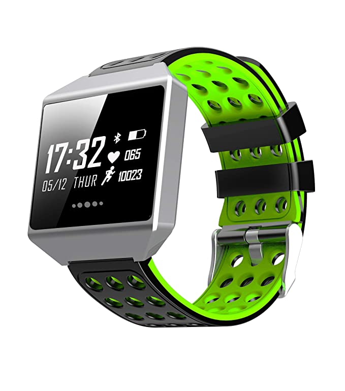 YALTOL Smart Watch Bluetooth Fitness Tracker IP67 a Prueba ...