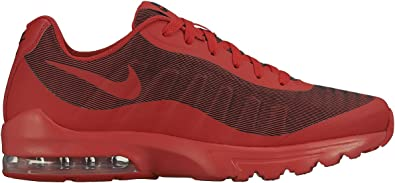 chaussures nike air max invigor rouge