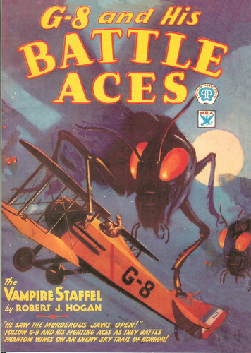 Download G-8 and His Battle Aces #5: The Vampire Staffel ebook