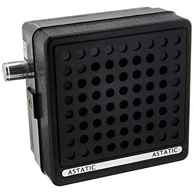Astatic 302-VS7 10W/8Ω Noise Cancelling External Cb Speaker: Automotive