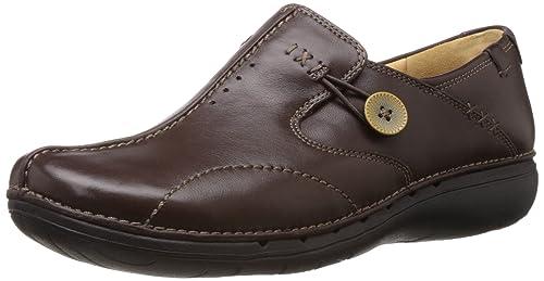 Clarks Un Loop, Mocasines para Mujer, Marrón (Brown), 36 EU: Amazon.es: Zapatos y complementos