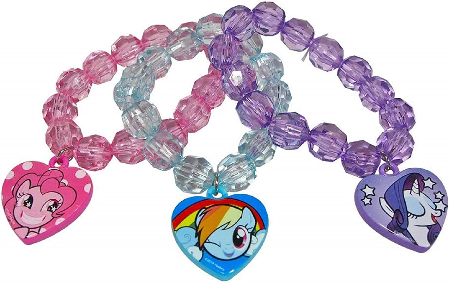 My Little Pony Bracelet and Temporary Tattoos