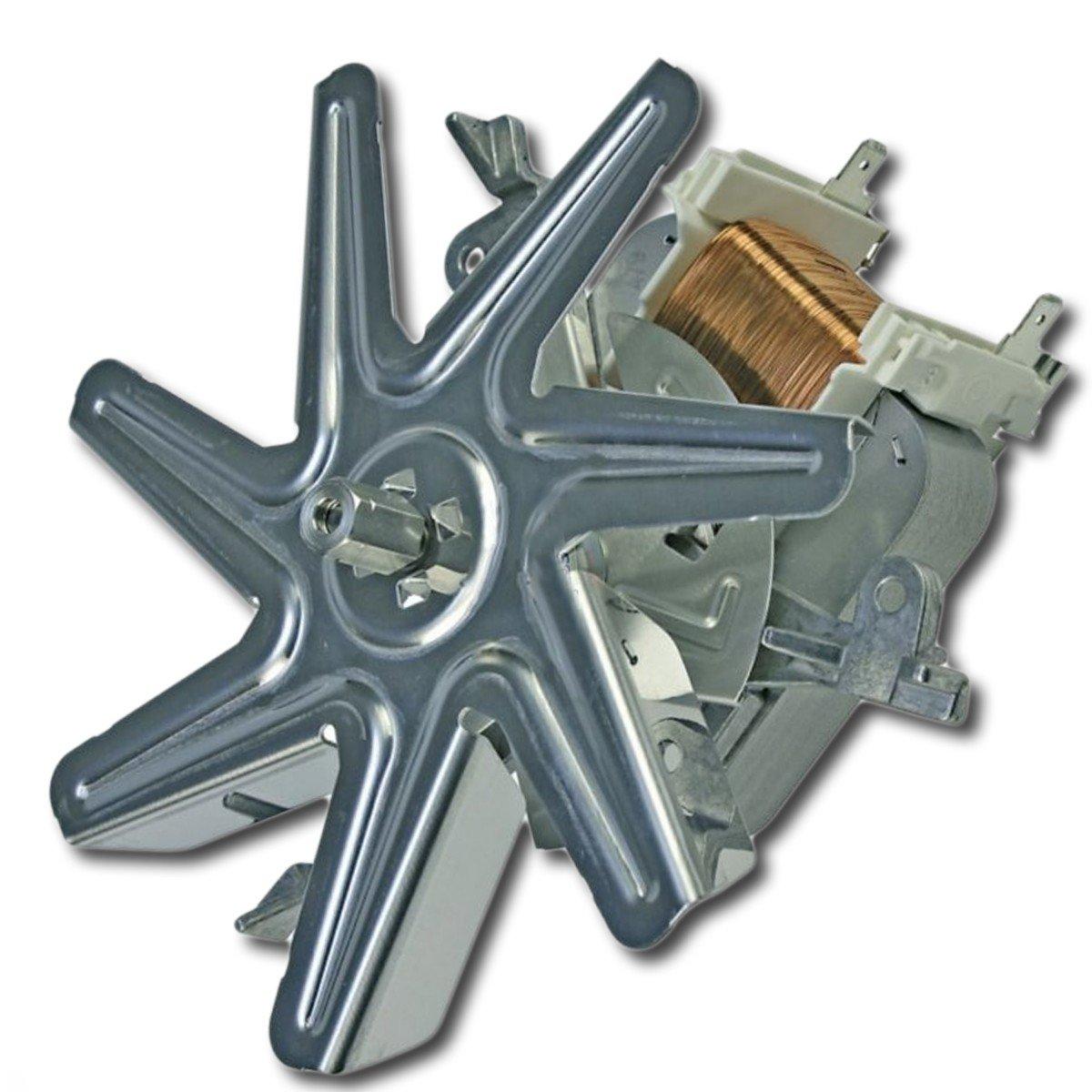 Lü fter Komplettset (Motor und Blassrosa) –  Backofen, Herd –  Bosch, Gaggenau, Neff, Siemens, Constructa, Junker SOS ACCESSOIRE