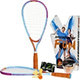 Speedminton Fun Set de badminton Multicolored (Green/Pink/Yellow)