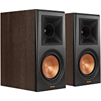 Klipsch RP-600M Bookshelf Speakers (Pair) Walnut