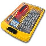 JK6088A 38in1特殊ドライバーセット トルクス ヘクスローブ 六角棒 Y型 三角ネジ 五角 ペンタローブ プラス マイナス iphone5 アイフォン ハッピーセット コンパクト