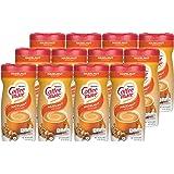 Nestle Coffee mate Coffee Creamer, Hazelnut, Powder Creamer, 15 Ounces (Pack of 12)