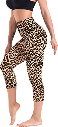 Super High Waist Leggings Women/'s Ladies Girls Animal Print Legging Stretch Pant