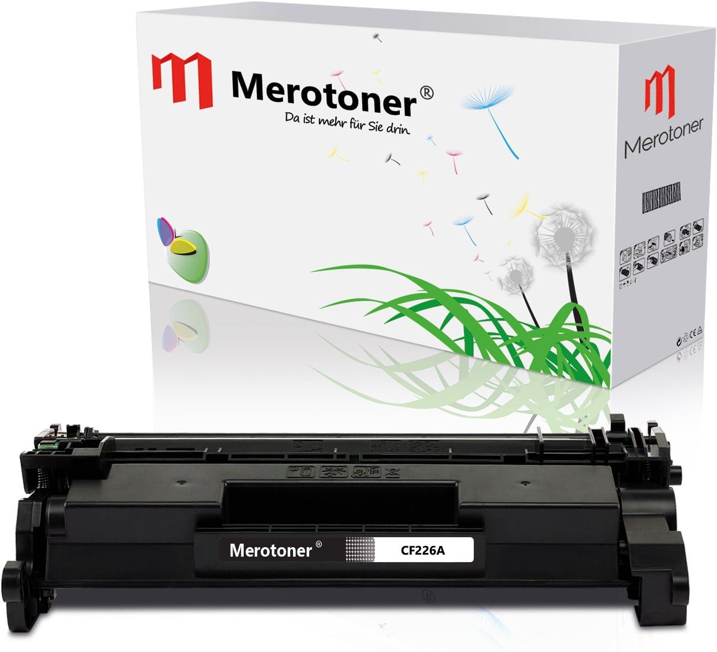 Cartucho de tinta, sustituye a HP 26 A (cf226 a) compatible con HP ...