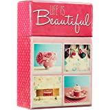 """""""Life is Beautiful"""" Cards - A Box of Blessings"""