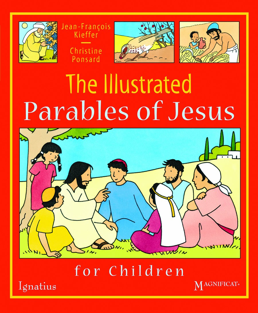 the illustrated parables of jesus jean francois kieffer