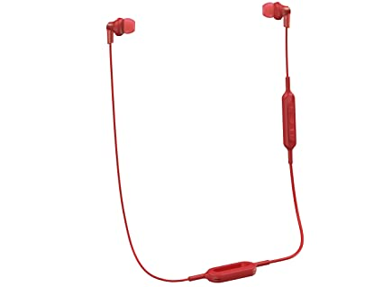 f55c6dc5bb6 Image Unavailable. Image not available for. Color: PANASONIC Bluetooth  Earbud Headphones with Microphone ...