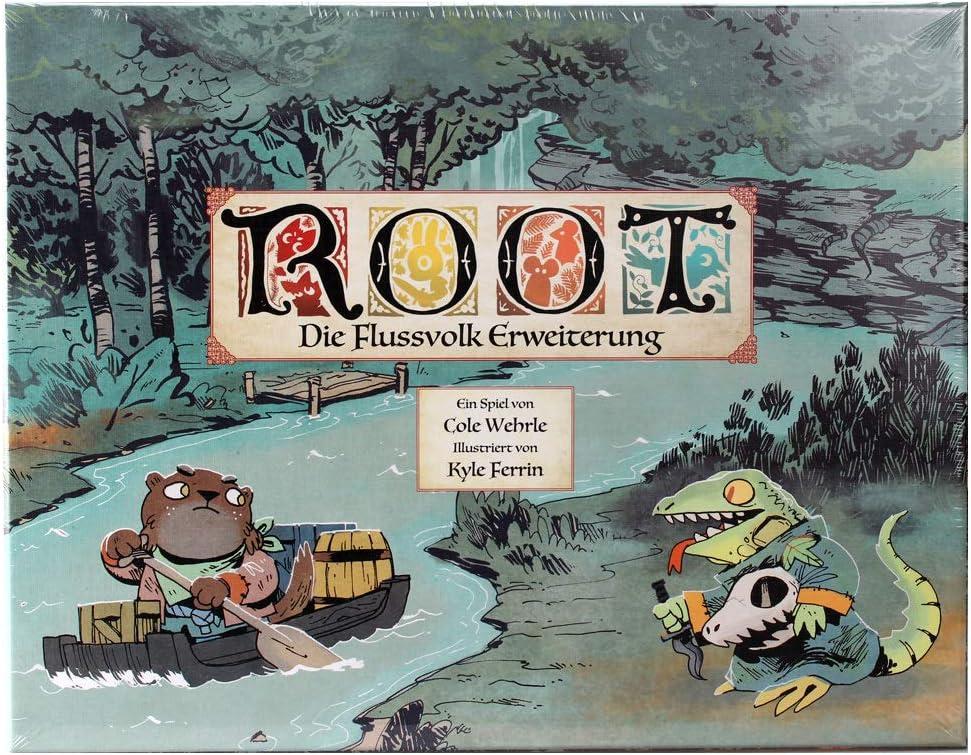 Quality Beast Root: Flussvolk Erweiterung - Deutsch: Amazon.es: Juguetes y juegos