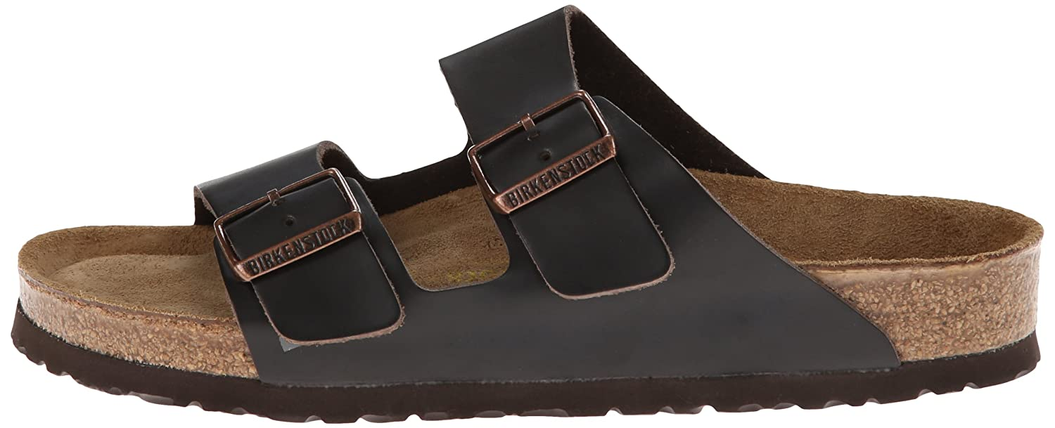 Birkenstock Unisex Arizona Soft Footbed SandalBrown36 N Eu