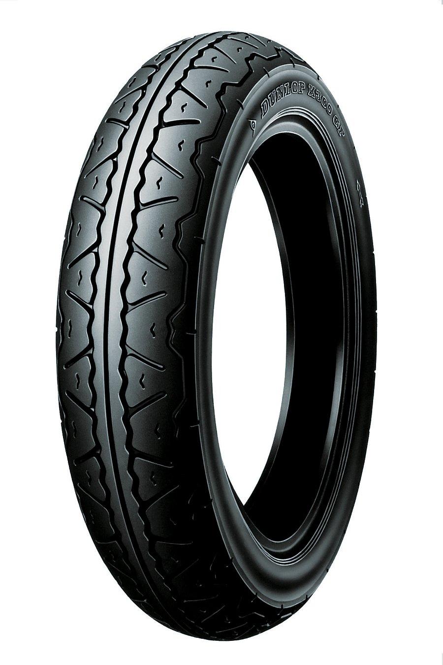 DUNLOP(ダンロップ) バイクタイヤ GP SERIES K300GP フロント 120/80-16 M/C 60V チューブレスタイプ(TL) 251609 二輪 オートバイ用 B001OXMBTK 120/80-16|フロント  120/80-16
