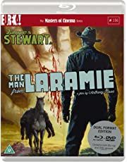 The Man From Laramie (1955) (Masters of Cinema) Dual Format Edition