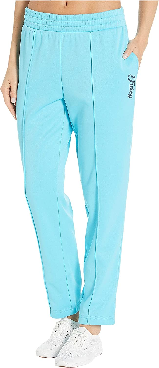 Juicy Couture Women's Solid Tricot Track Pants