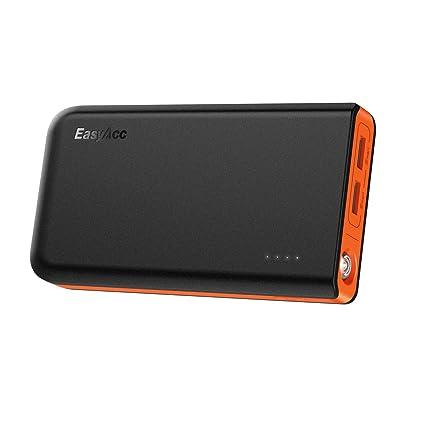 Amazon.com: easyacc13000 mAh Power Bank, Batería externa ...